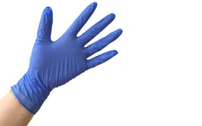 Non-Sterile Nitrile Gloves